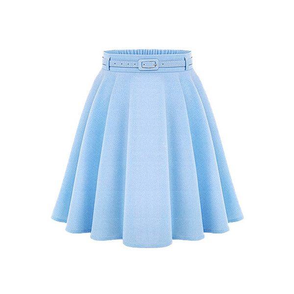 best 25 light blue skirts ideas on s