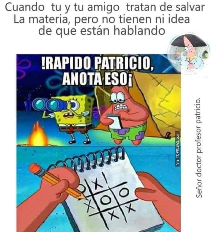 Pin de Kay01 LM en Memes(^v^) Momos de bob esponja