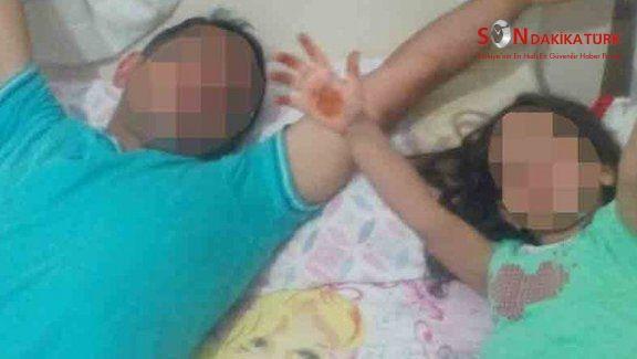 12 yaşındaki üvey kızına 1.5 yıl tecavüz etmiş