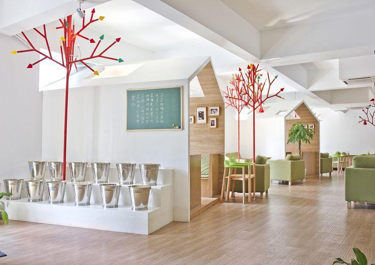 Kale Café / YAMO Design