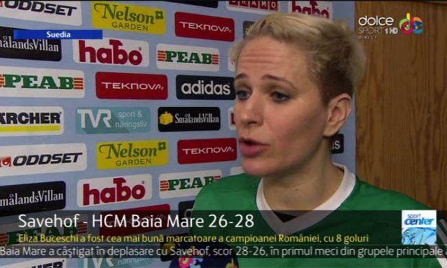 """VIDEO Paula Ungureanu după victoria cu Savehof: """"Am început goana după puncte"""""""