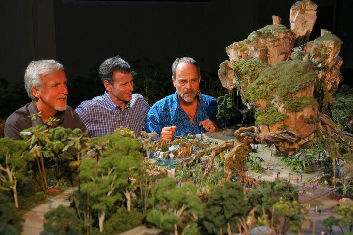 'Avatar Land' Park Inspired by Pandora Coming to Disney's Animal Kingdom.