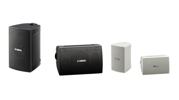 Yamaha NS-AW194 All Weather Speakers - Speakers - Home Theatre & Speakers - TV, Blu-ray & Home Theatre | Harvey Norman Australia