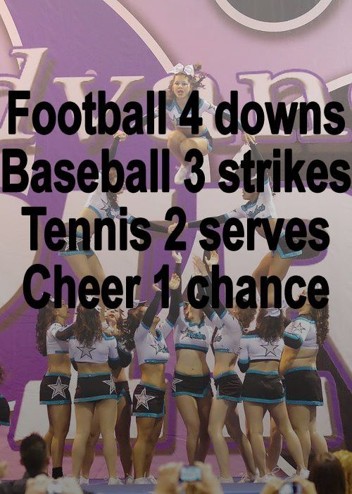 All star cheer is the best!
