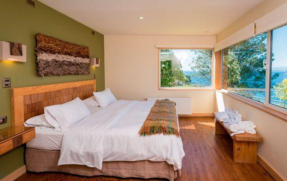 HOTEL CABAÑA DEL LAGO - Cabañas Club del Lago