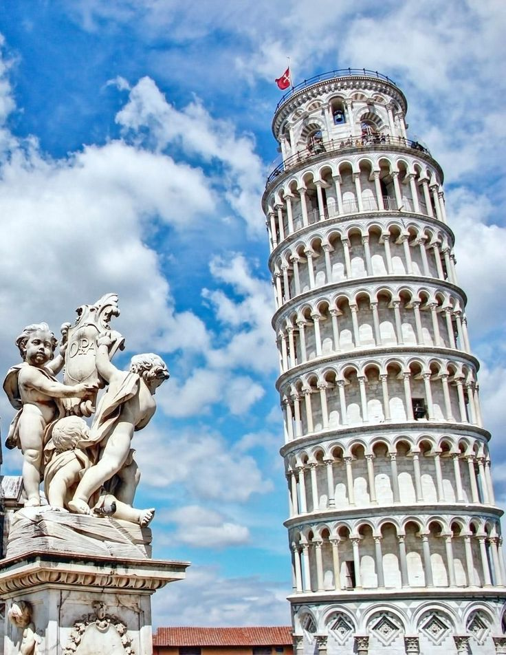 Pisa, Italy   129 Places Worth Visiting Once in a Lifetime