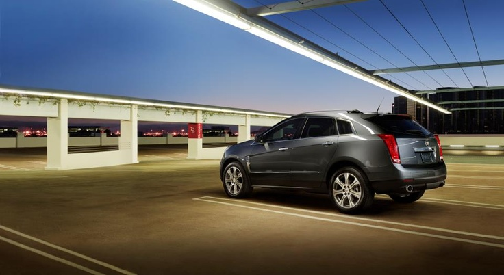It appears the battle between brains and brawn has officially been called a draw. #Cadillac #SRX
