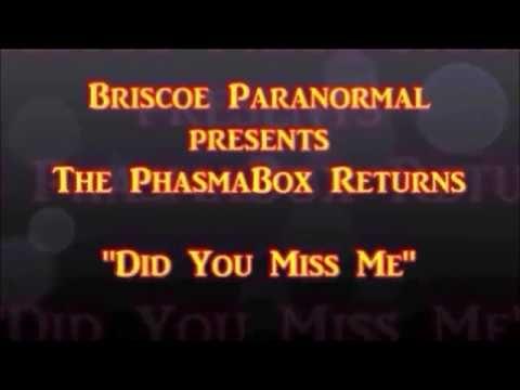 The PhasmaBox Returns
