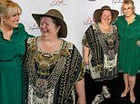 Rebel Wilson and Magda Szubanski lead the arrivals at the AO Inspirational Series Lunch