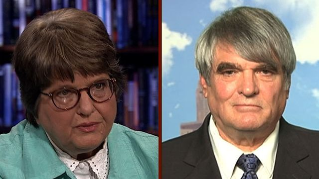 Sister Helen Prejean & Bill Pelke on Freeing the Death Row Prisoner Who Killed Pelke's Grandmother