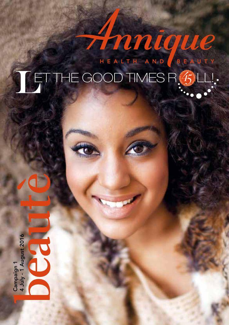 July Beautè cover