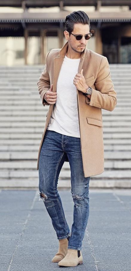 60 Stylish Men Outfits from Popular Instagrammer Sergio Ines #men'scasualoutfits