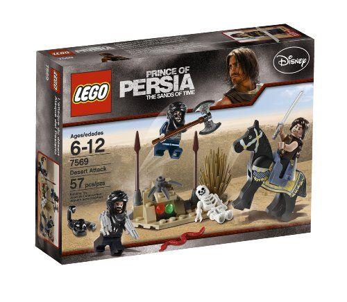 LEGO Prince of Persia Desert Attack Set
