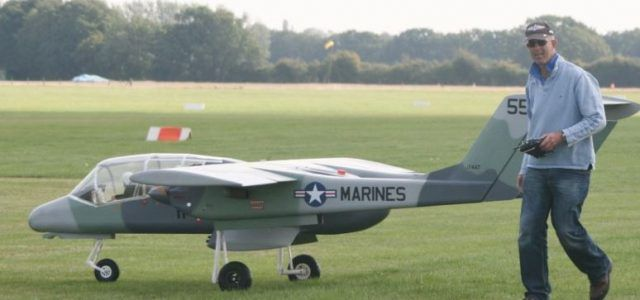 Why do YOU love model airplanes?