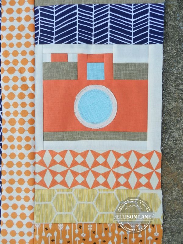 Quilting Bee Blocks for Circle 7: A Traveling Bee