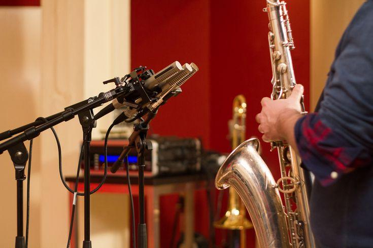 Royer Labs Bändchenmikrofone für Brass-Aufnahmen