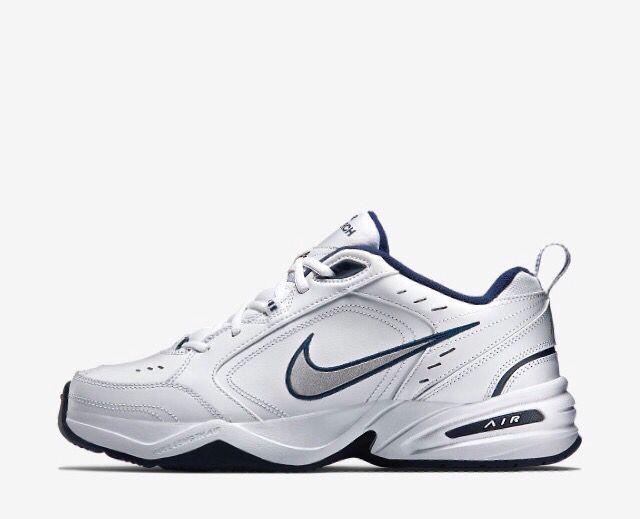 Nike Air monarch IV   Chaussures de fitness, Nike air
