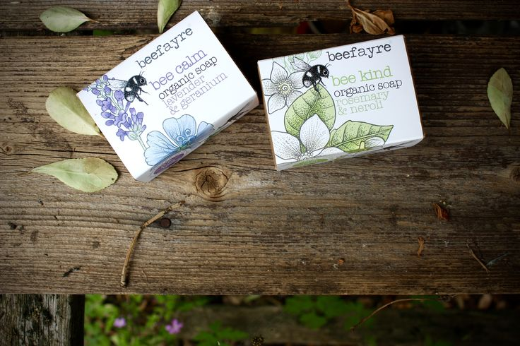 Natural Organic Soap inspired by nature and contributing to bee conservation, just £5 www.storiesinthemaking.co.uk