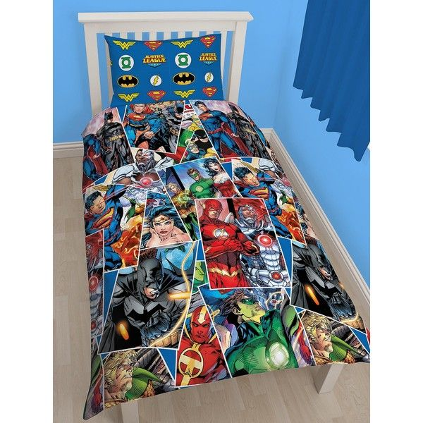 Superman Room, Batman Room Decor And Boys Superhero