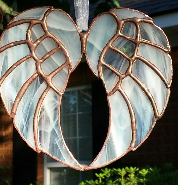 Image Result For Stained Glass Angel Wings Love The