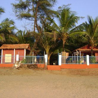 New Common Home Beach Resort in Goa