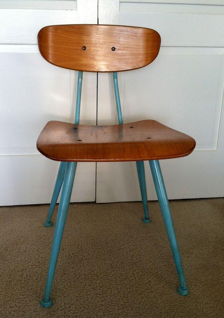 Antique School Chairs | Antique Furniture