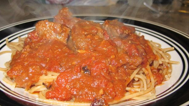 Steak Pizzaiola Recipe - Food.com