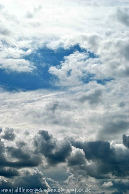 Stuck In Scared: Wordless Wednesday 17/06/2015 ... Clouds