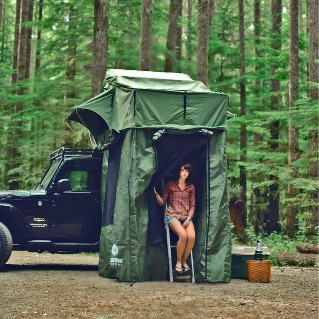 Annex Tent By Treeline Outdoors Jeep Camping Top Tents