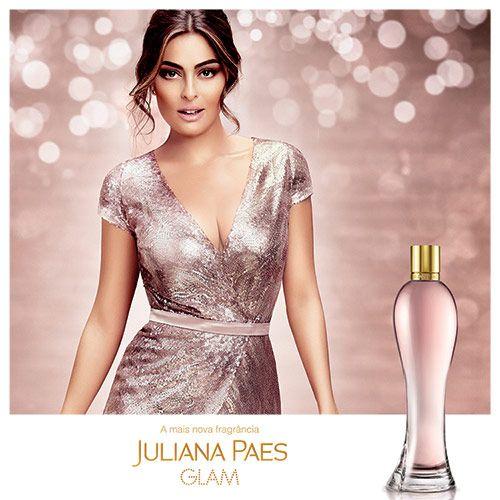 Juliana Paes Glam ~ New Fragrances