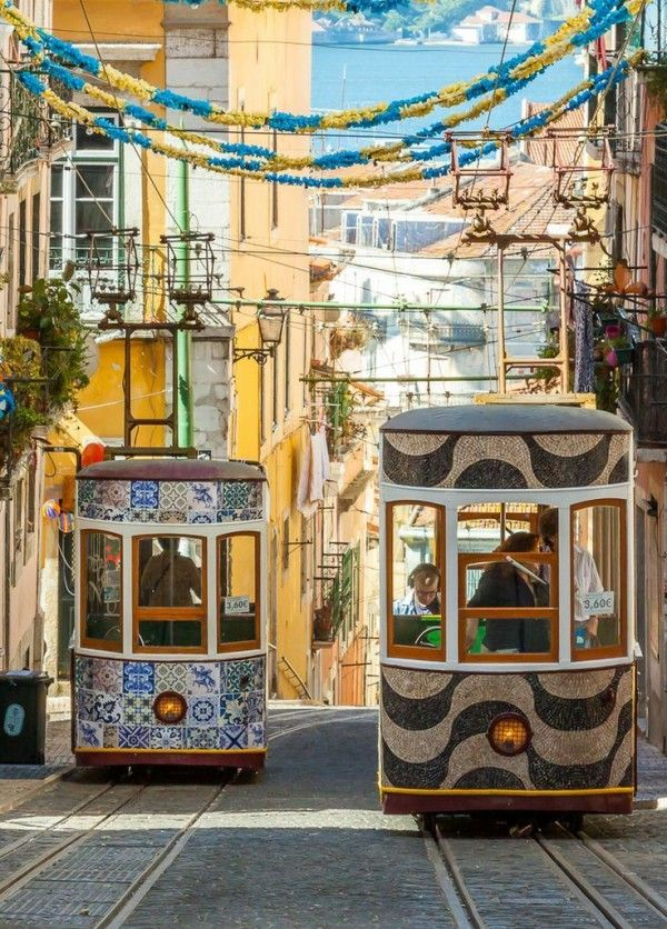 The Splendid Streets of Portugal