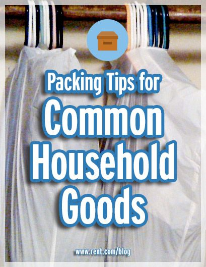 Moving doesn't have to be stressful. Use these packing tips to be more than prepared for moving day! [Rent.com Blog] #packing #moving #newapartment