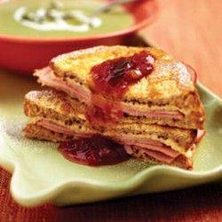 Monte Cristo Sandwiches #MilkEveryMoment