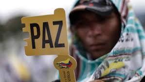 Resultado de imagen para peace in colombia