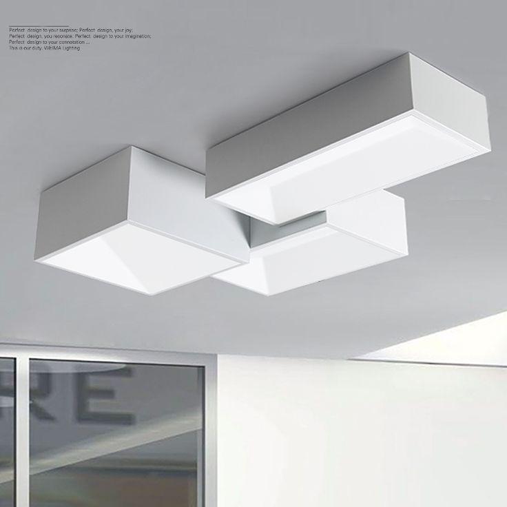 [GY-lighting] LED ceiling lights DIY minimalist modern ceiling lamp for livingroom bedroom lighting fixture Free shipping