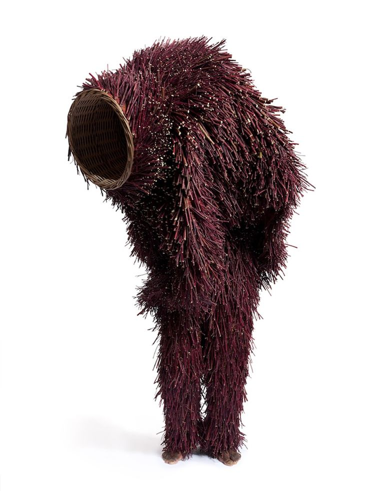 Nick Cave Soundsuit #4, 2010. Prints available at the Mondrian L.A. thanks to Artspace.