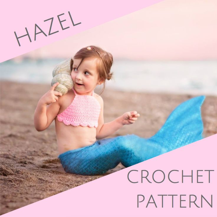 Hazel Top Crochet PATTERN