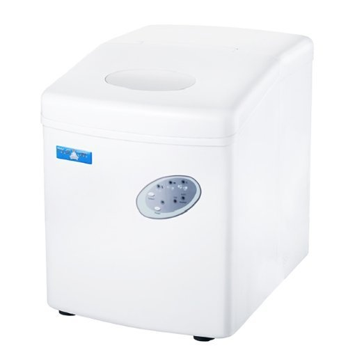 Great Northern Polar Cube Elite White Portable Ice Maker Http://shorl.com