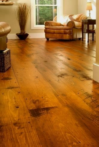 Pine Flooring And Distressed Wood Flooring From Carlisle Wide Plank