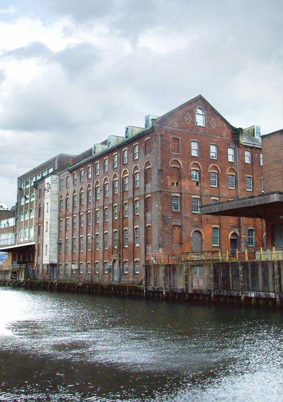 Explore industrial #Norwich and #ColmansMustard legacy on new walking tour. Nick Williams guides a walking tour of Norwich's fascinating industrial heritage on Thursday 21st August 2014