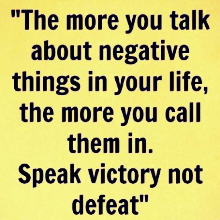 Joel Osteen #speak victory