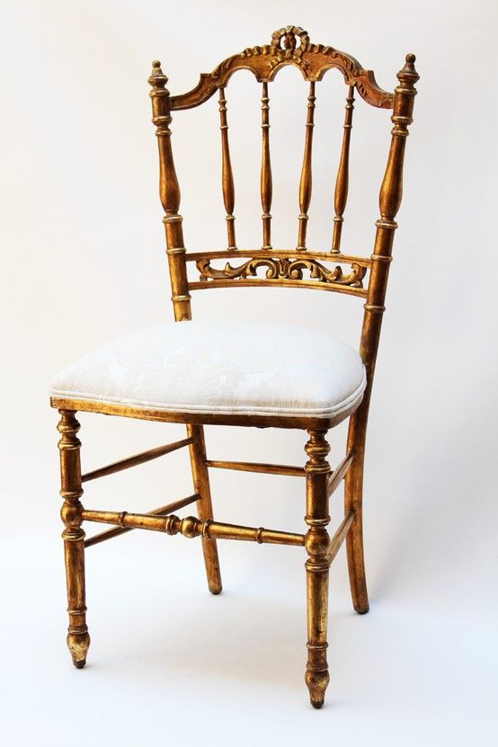 Las 25 mejores ideas sobre sillas doradas en pinterest for Muebles cantero