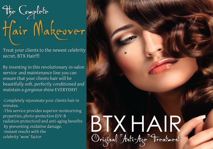 The Complete Hair Makeover