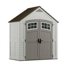 Craftsman made by Suncast Storage Shed 8' x 4' - $499 with free shipping https://www.lavahotdeals.com/us/cheap/craftsman-suncast-storage-shed-8-4-499-free/303016?utm_source=pinterest&utm_medium=rss&utm_campaign=at_lavahotdealsus&utm_term=hottest_12