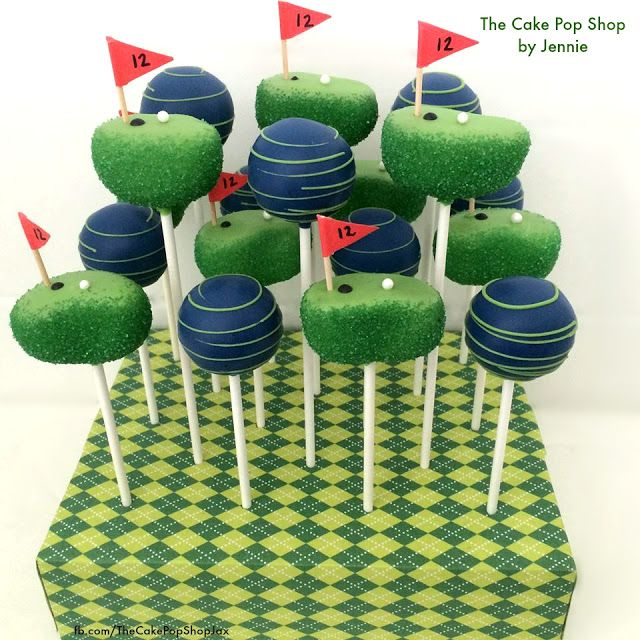 How+to+make+Golf+Cake+Pops!+They+are+perfect+for+your+little+(and+big)+golf+lover+in+the+family!+Tutorial+and+Video+on+how+to+make+these+at+home.