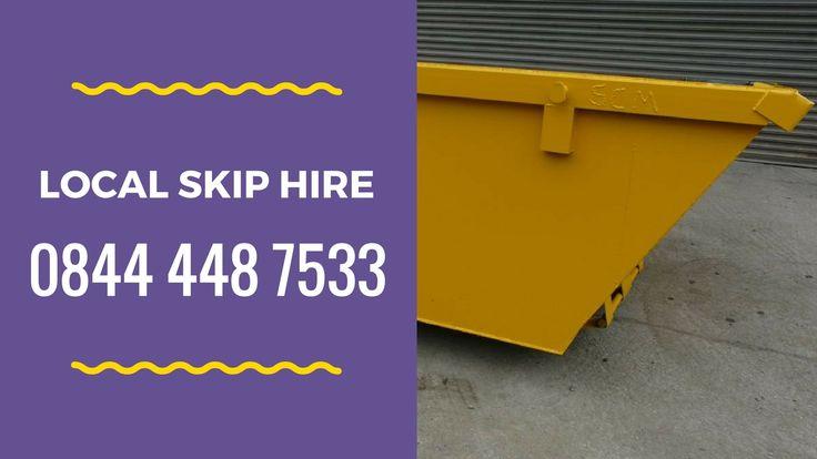 Shirley Skip Hire | 0844 448 7533 | South London