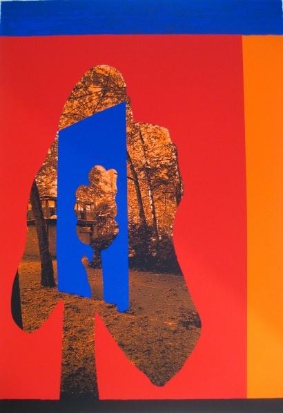 Menashe Kadishman. The four seasons: Autom. 1982. Montefiore Auction House.
