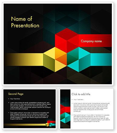 27 best abstract powerpoint templates images on pinterest httppoweredtemplate119510index presentation templatesgeometric shapesdesign toneelgroepblik