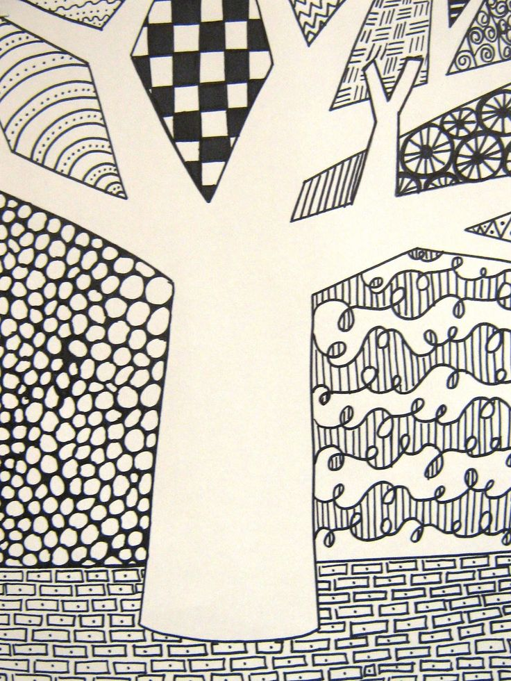 71 best Zentangle Landscapes images on Pinterest | Tangle ...