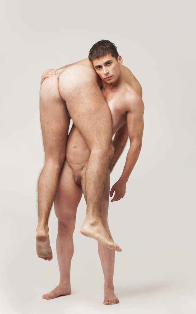 Seems Nude male art model body
